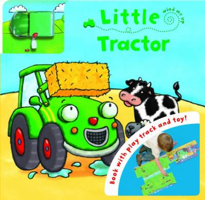 Little Tractor by