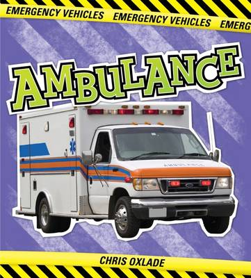 Ambulance by Chris Oxlade