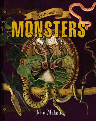 Monsters by John Malam