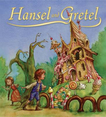Hansel and Gretel by Askew, Amanda Askew