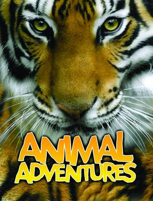Animal Adventures by Sally Morgan