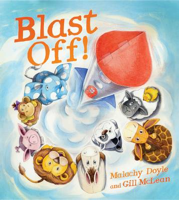 Storytime: Blast off by Malachy Doyle