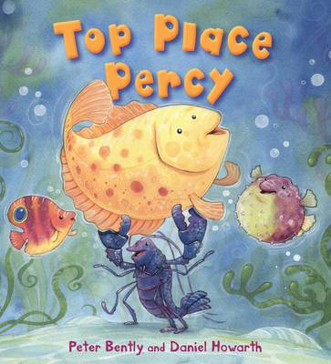 Storytime: Top Place Percy by Peter Bently