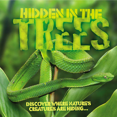 Hidden in the Trees by Barbara Taylor