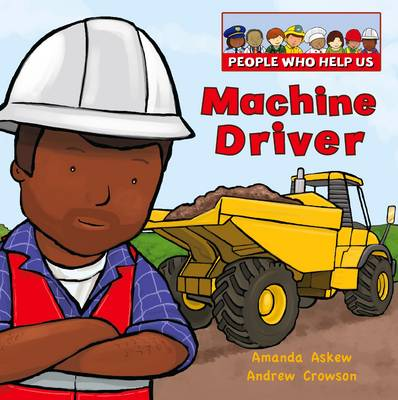 Machine Driver by Amanda Askew