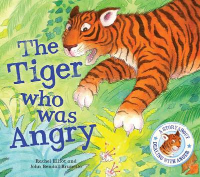 The Tiger Who Was Angry by Rachel Elliot