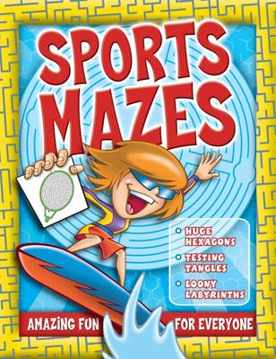 Sports Mazes by