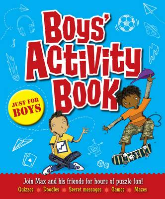 The Boy's Activity Book by