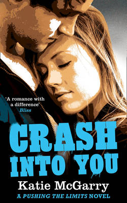 Pushing the Limits Novel Crash into You by Katie McGarry
