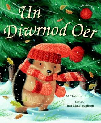 Un Diwrnod Oer by M. Christina Butler
