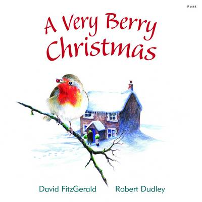 A Very Berry Christmas by David Fitzgerald