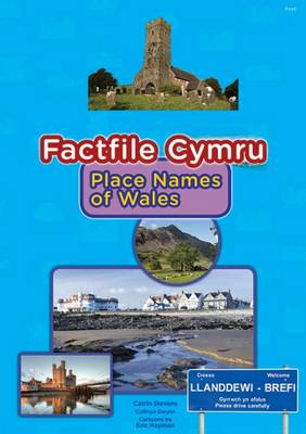Place Names of Wales by Catrin Stevens
