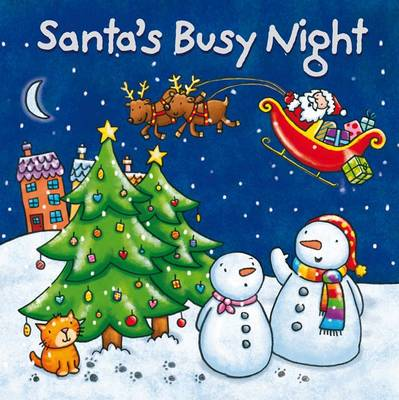 Santa's Busy Night by