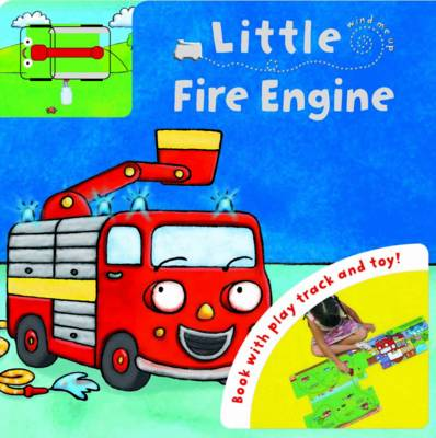 Little Fire Engine by