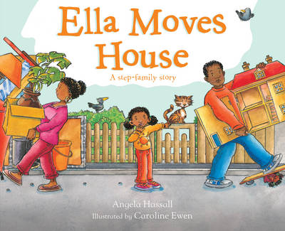 Ella Moves House by Angela Hassall