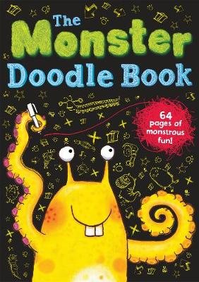 The Monster Doodle Book by Kate Daubney