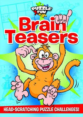 Puzzle Fun: Brain Teasers Head-scratching Puzzle Challenges! by Susan Chadwick, David Peet