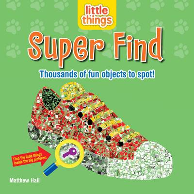Little Things: Super Find Thousands of Fun Objects to Spot! by Matthew Hall