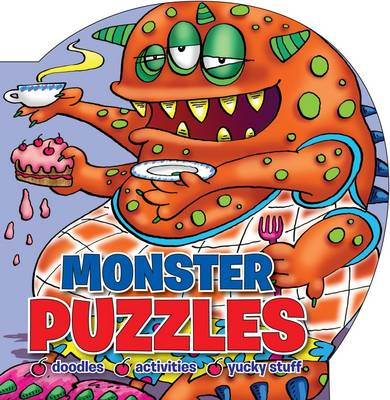Monster Puzzles by Lisa Regan