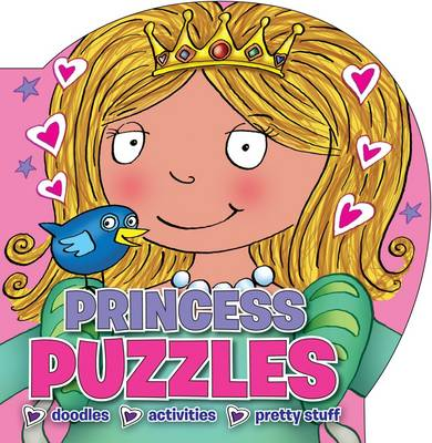 Princess Puzzles by Lisa Regan