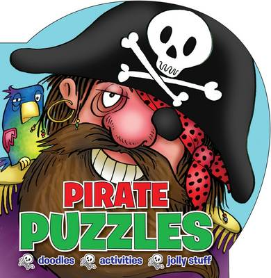 Pirate Puzzles by Lisa Regan