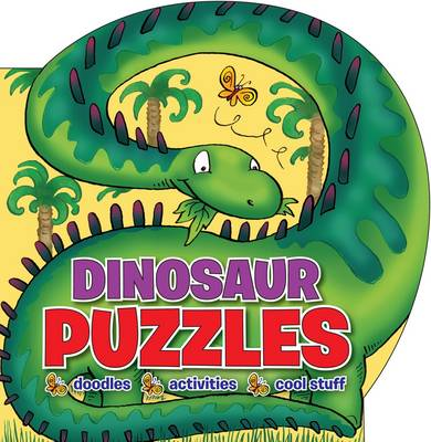 Dinosaur Puzzles by Lisa Regan