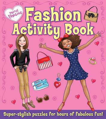Fashion Activity Book by Various Experts