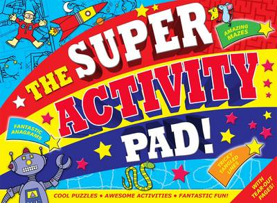 The Super Activity Pad by Lisa Regan