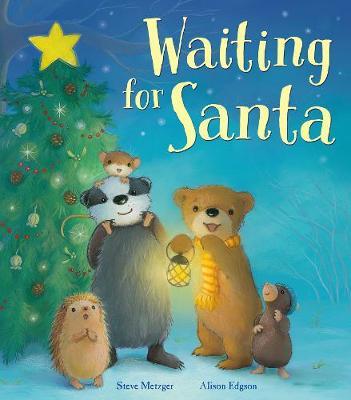 Waiting for Santa by Steve Metzger