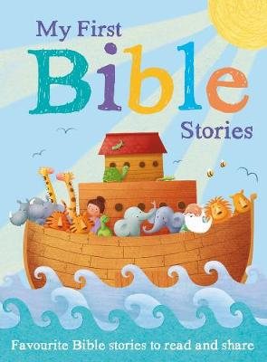 My First Bible Stories by Anna Jones