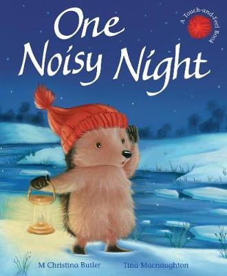 One Noisy Night by M. Christina Butler, Tina MacNaughton
