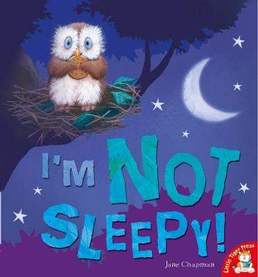 I'm Not Sleepy by Jane Chapman