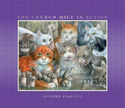 The Church Mice in Action by Graham Oakley