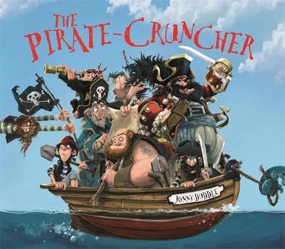 The Pirate Cruncher by Jonny Duddle