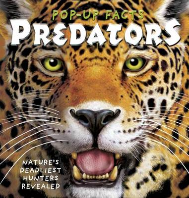 Pop-up Facts: Predators by Dynamo Ltd., Patricia Jacobs