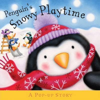 Penguin's Snowy Day by Ruth Martin