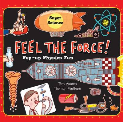 Feel the Force by Tom Adams