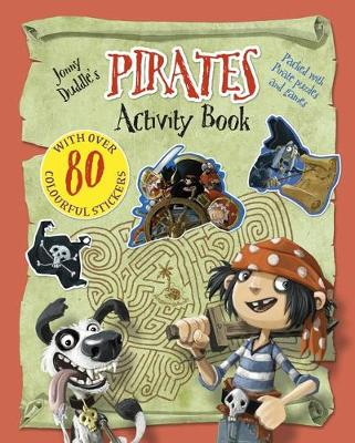 Jonny Duddle's Pirates Activity Book by Jonny Duddle