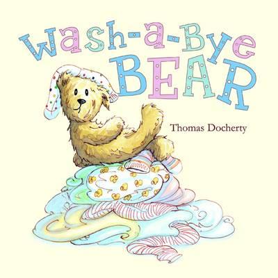 Wash A-bye-bear by Thomas Docherty