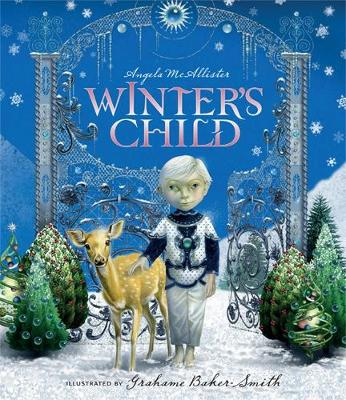 Winters Child by Angela McAllister