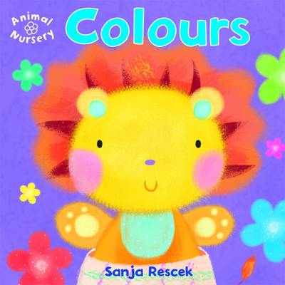 Animal Nursery: Colours by Hannah Wilson