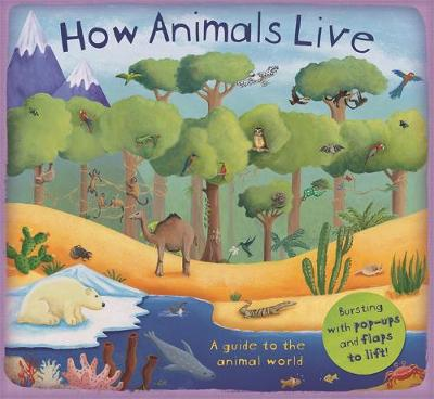 How Animals Live A Guide to the Animal World by Christiane Dorion
