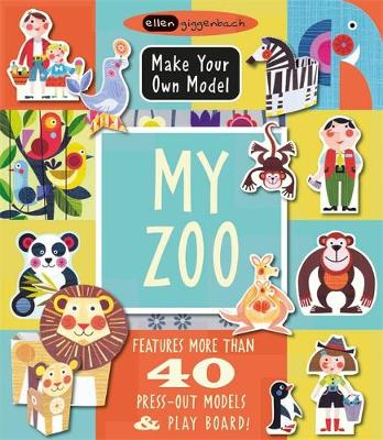 My Zoo Make Your Own Model by Ellen Giggenbach