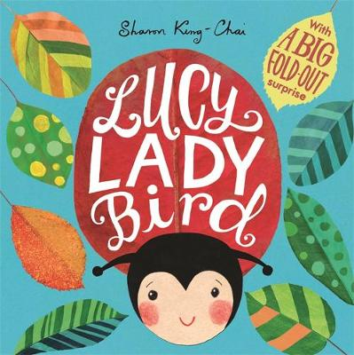 Lucy Ladybird by Sharon King-Chai