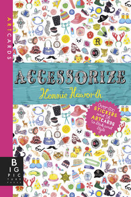 Artcards: Accessorize by Hennie Haworth
