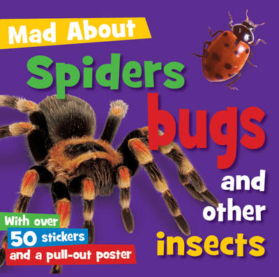 Spiders Bugs and Other Insects by Sarah Creese