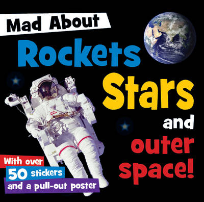 Rockets Stars and Outer Space by Sarah Creese