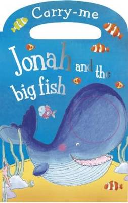 Jonah and the Big Fish by Siobhan Harrison