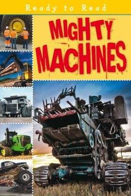 Mighty Machines by Sarah Creese