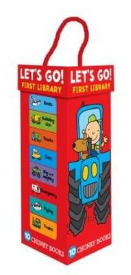 Let's Go! First Library by John A. Abbott